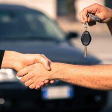 Покупка и продажа автомобилей.